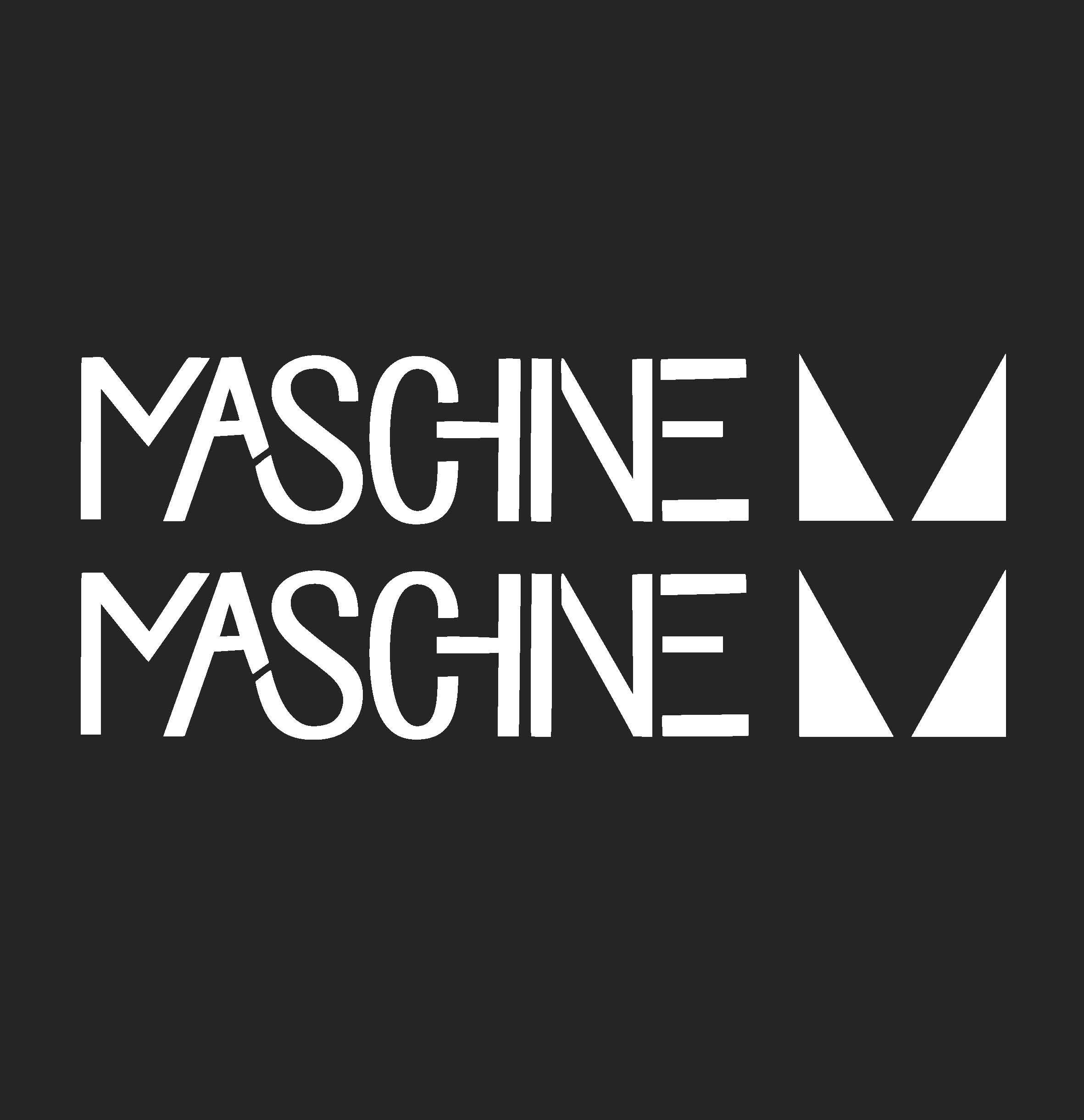 MaschineMaschine_Wortbildmarke